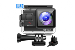 camara de video 4k barata