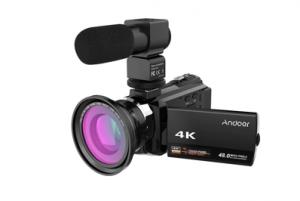 comprar Andoer 4K 1080P 48MP