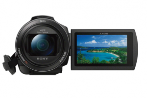 video camara sony 4k amazon
