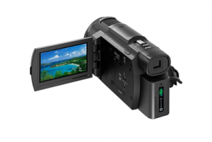 camara digital sony 4k