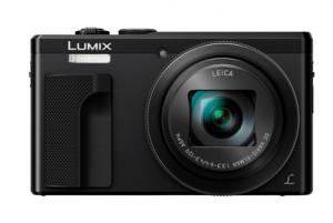 cámara digital panasonic lumix dc-fz82 4k negra